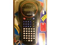 Brother P-Touch 1000 electronic labeling system
