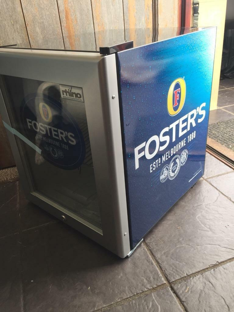 fosters beer fridge mini fridge