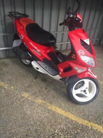 Speed fighter 2 100cc