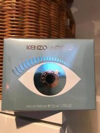 Genuine kenzo world edp perfume