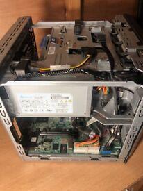 HP Micro Server GEN8 ILO 12GB-RAM 500GBx2 XEON
