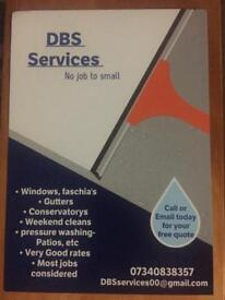 **Window cleaner available** SHINING THE SOUTH