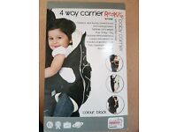 Baby carrier new Red Kite