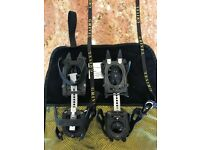 Grivel Monte Rosa Crampons (2 pairs available) EXCELLENT CONDITION