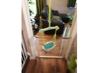 Baby door bouncer great condition smoke free house pick up only