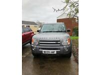 Landrover discovery 2009 tdv3 commercial 1 owner from new like new