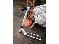 Worx Scooter customized decent condition