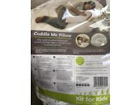 New Cuddle me pregnancy pillow-moon and stars