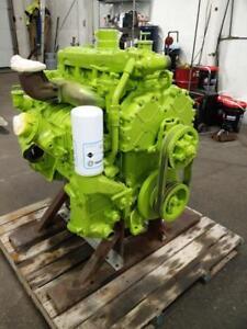 Terex TS14 Detroit Diesel Rebuilt 4-71N Engine