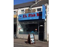 The oldest Fish & Chips Shop in Cardiff up for sale. Full A3 license.