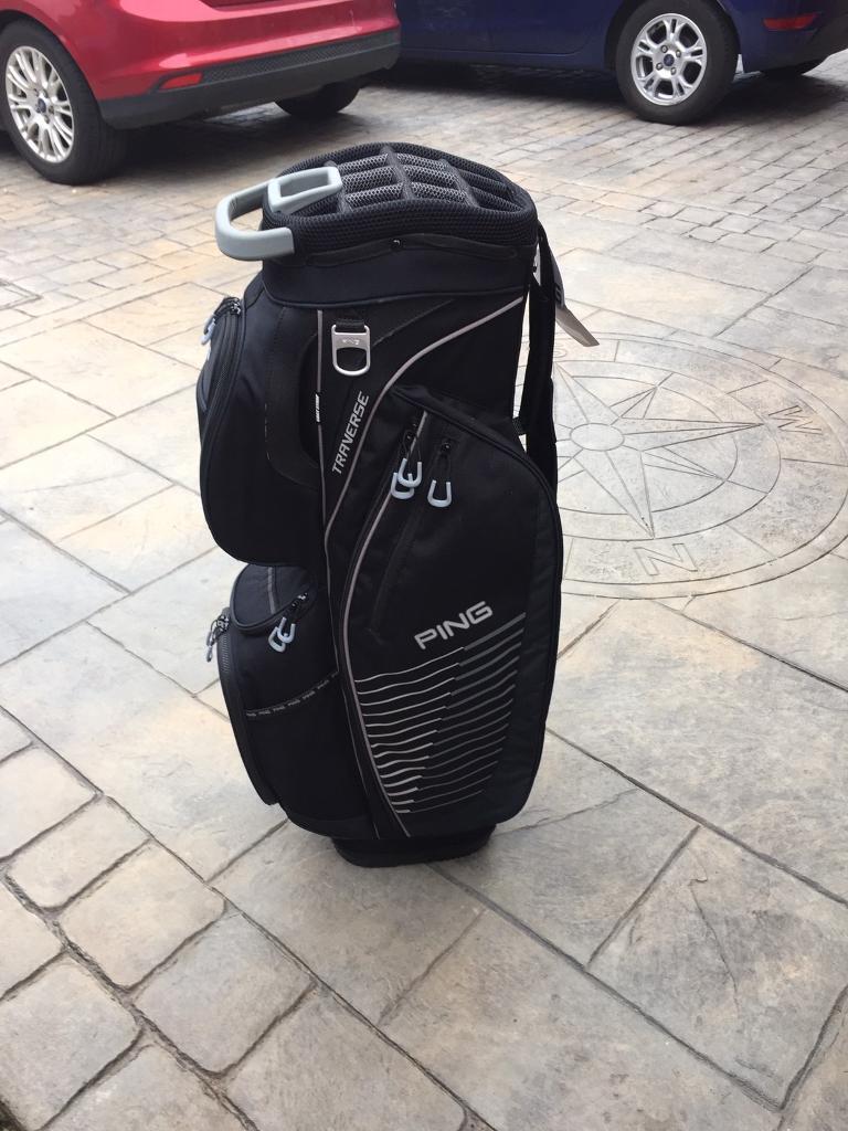Ping Traverse Cart Bag 2017
