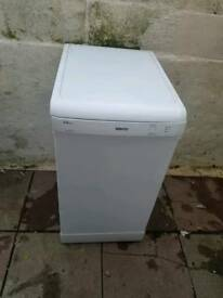 Beko slim line dishwasher