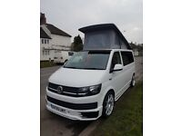 VW T6 Transporter Camper Van New Magazine Featured Conversion 65 Plate New Shape Sportline