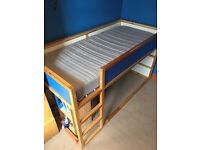 Sleep and Play Ikea child bed
