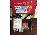 Mercedes2000 Manicure & Pedicure Set
