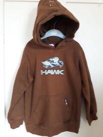 Tony Hawk kids hoodie age 7