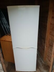 Fridge freezer for sale in good condition £50
