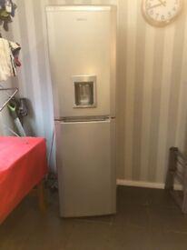 BEKO fridge freezer with ice dispenser