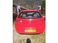Seat Ibiza 1.4L Red