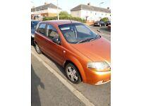 Cheap car for quick sale 5 door manual new breaks