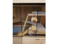 Ferplast Wooden hamster cage