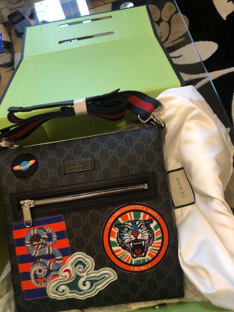 4af3b870d35 Gucci Messenger Bag