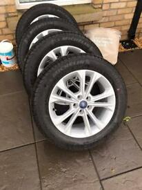 Ford Kuga Alloy wheels NEW!!