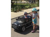 Kids Electric Car Mercedes G55 AMG