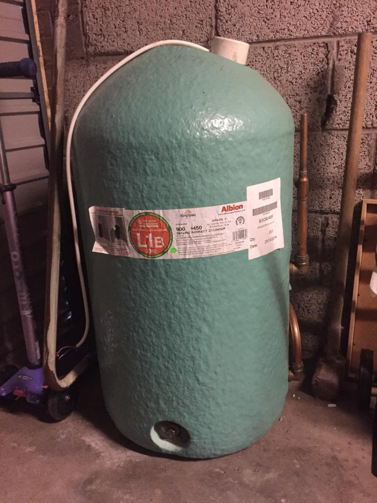 Hot water tank with immersion heater | in Dunmurry, Belfast | Gumtree