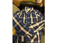 Hollister check shirt. Small