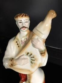 Balkan Statuette Decanter