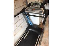 PowerTrek TX4000 Treadmill