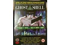 Ghost in the Shell. Original DVD. Anime/Manga
