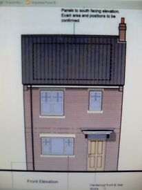 Gentoo 2 bed new build house Manorfields Ryhope for a exchange