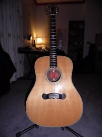 Guitar Gibson Electric/acoustic