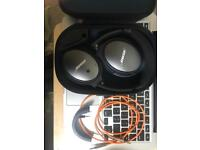 Bose QC25 with Airmod (Bluetooth wireless adaptor)