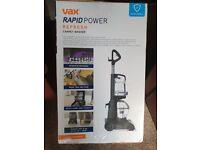 VAX carpet washer, NEW