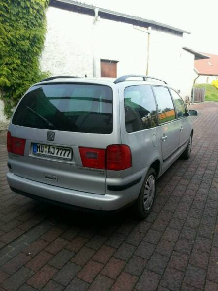 seat alhambra sharan galaxy tdi in sachsen anhalt tangerh tte seat gebrauchtwagen ebay. Black Bedroom Furniture Sets. Home Design Ideas