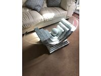 Luxurious one off coffee table costing over £900.00 when new