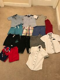 Bundle of boys clothes age 5 years excellent condition