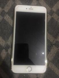 I phone 6s gold unlocked 16gb like new