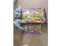 Lego Friends 3185 - Summer Riding Camp