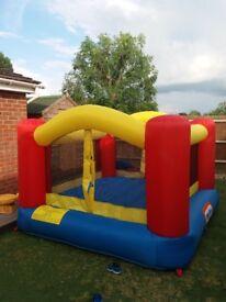 Little Tikes Jr. Jump and Slide bouncer