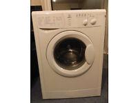 For SPARES or REPAIRS Indesit washing machine