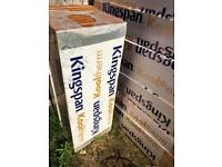 50mm kingspan insulation boards