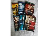 Supernatural Season 1-6 DVD