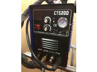 200a tig/arc and 50a plasma cutter like new