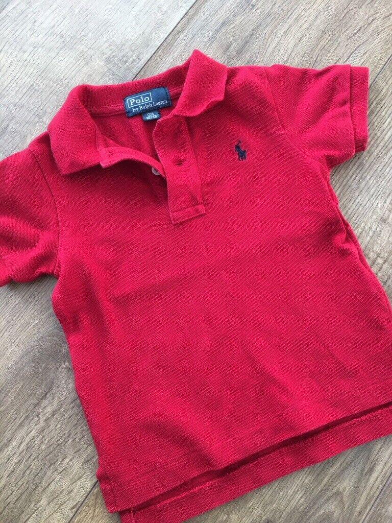 a46c56e3 3 x boys designer tops * POLO RALPH LAUREN * | in Nottingham ...