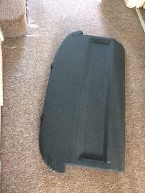 2007 Vauxhall Astra parcel shelf