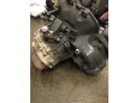 vauxhall astra zafira f17 gearbox fully working